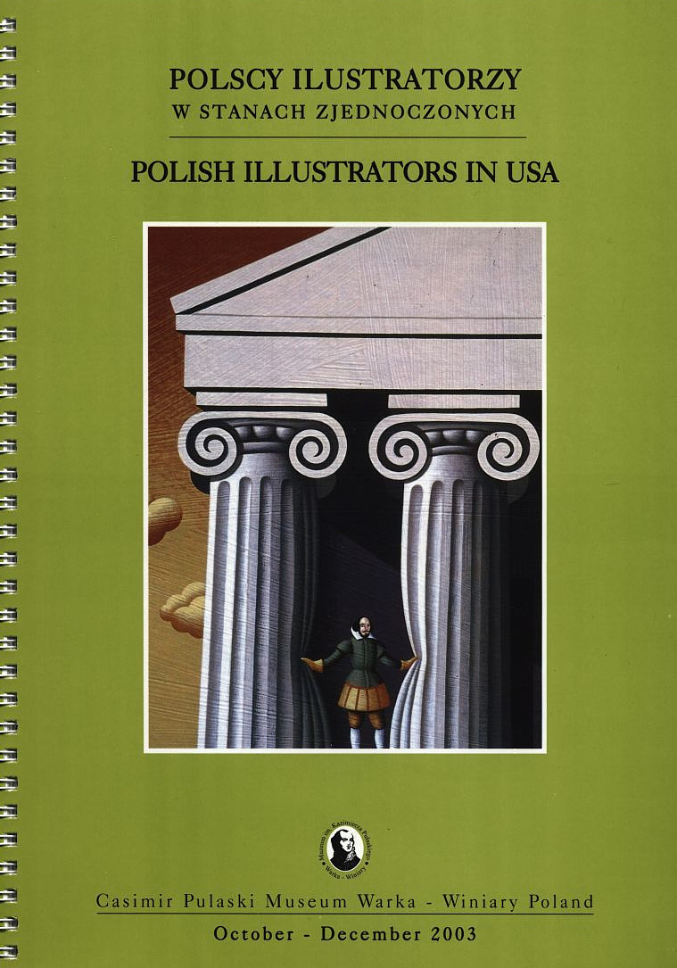 03. Katalog Polish Illustrators in USA