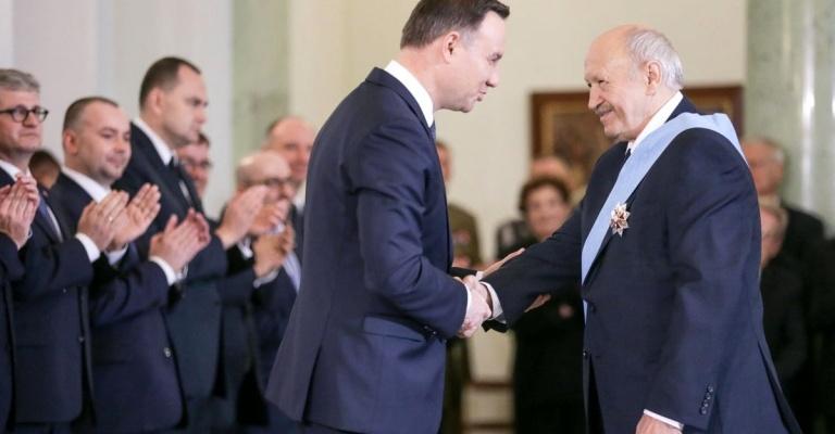 Order of the White Eagle for Master Pitynski