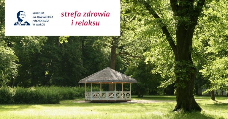 Zdrowie i relaks – czyli niedziela w parku!