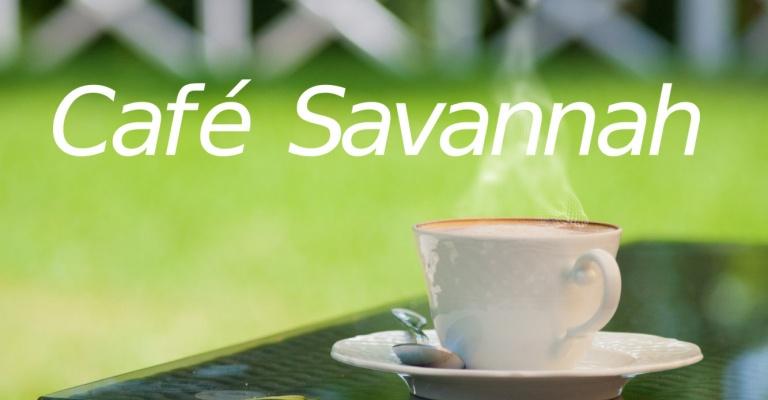 """""""Strefa spotkań – Café Savannah"""" już działa!"""