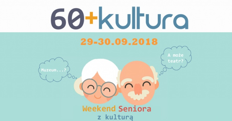 "Kolejna edycja akcji MKiDN ""60+kultura"""