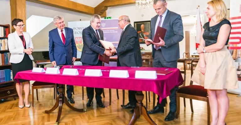 Umowa z Ministrem Kultury podpisana