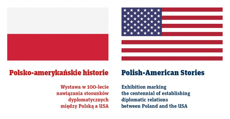 Wystawa Polsko-amerykańskie historie