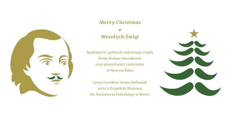 Merry Christmas! Wesołych Świąt!