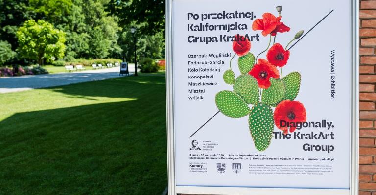 Zakończenie wystawy Grupy KrakArt